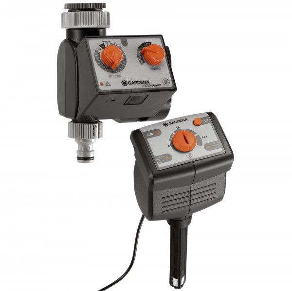 Suvarma taymeri və rütubət sensoru